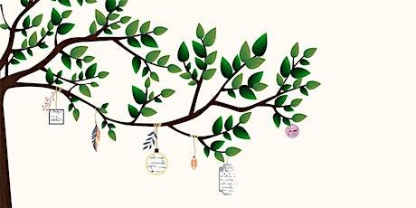 """""""Leave a message on the tree"""": opera d'arte collettiva per adulti e bambini tickets"""