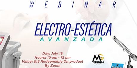 Electroestética Avanzada tickets