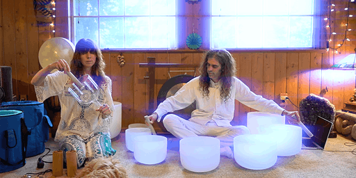 Crystal Sound Bath & Astrology