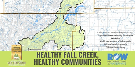 Lower Fall Creek Watershed Plan Update - Identifying Critical Areas tickets