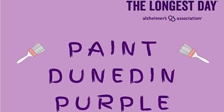 2020 Paint Dunedin Purple tickets