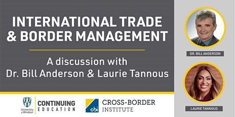 International Trade and Border Management tickets