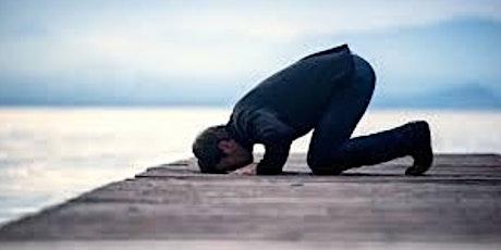 Jummah Prayer RSVP tickets