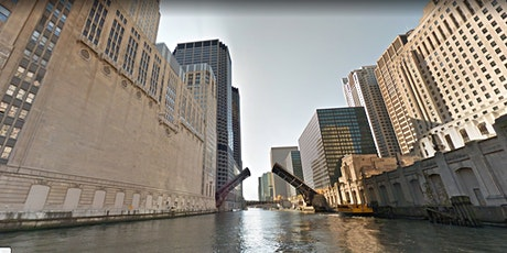 Cruise from Your Couch Virtual Chicago River Tour tickets