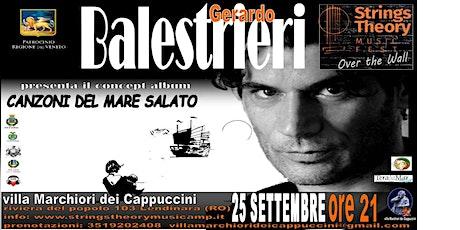 STRINGS THEORY MUSIC FEST - Gerardo Balestrieri biglietti