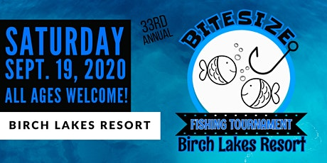 33rd Annual Bitesize Fishing Contest tickets