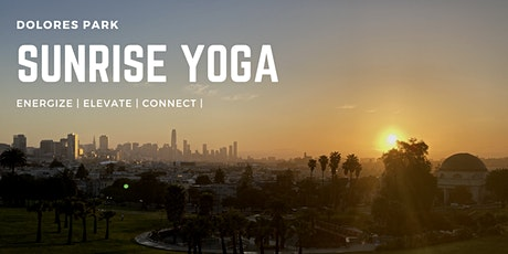 Sunrise Yoga at Dolores Park tickets