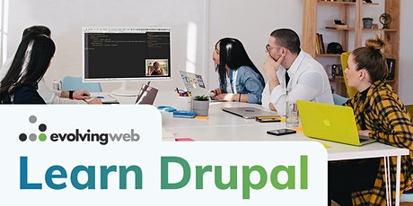 Drupal Theming - Live Online Training tickets