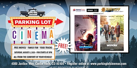 PARKING LOT CINEMA-presented by Douglas County Sheriff and HomePride Kohler tickets