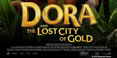 Movie In The Park - Dora and the Lost City of Gold tickets