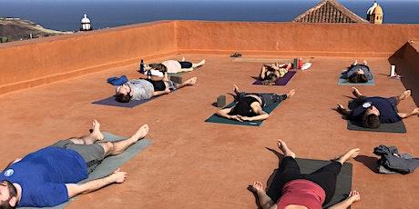 Vinyasa with Wisbey restorative yogs tickets