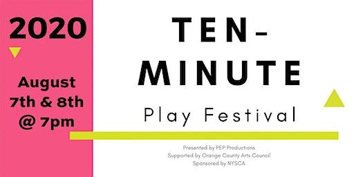 Ten Minute Play Festival