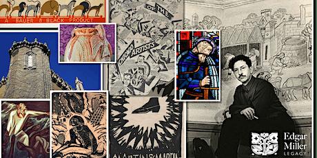 Edgar Miller's Early Influences & Mentors   Virtual Presentation tickets