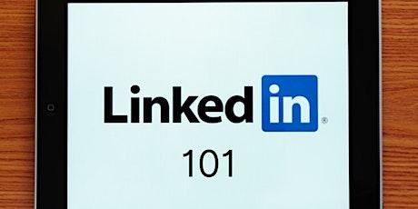LinkedIn 101 - August 2020 - via Zoom tickets