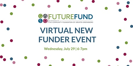 Virtual New Funder Event tickets