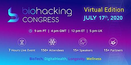 BiohackingCongress, Virtual Edition tickets