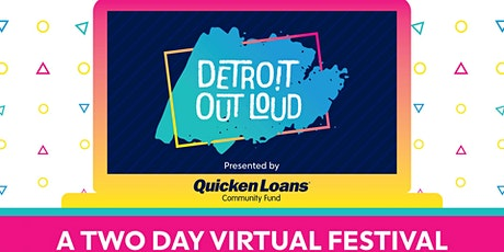 Detroit Out Loud 2020 tickets