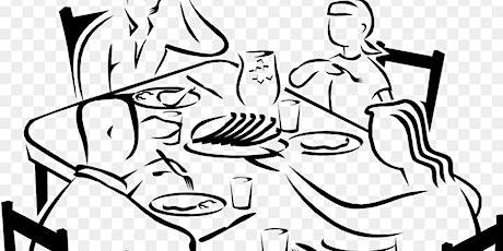 cena tra amici biglietti