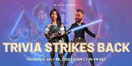 QE Trivia 015: Trivia Strikes Back (Star Wars Edition) tickets