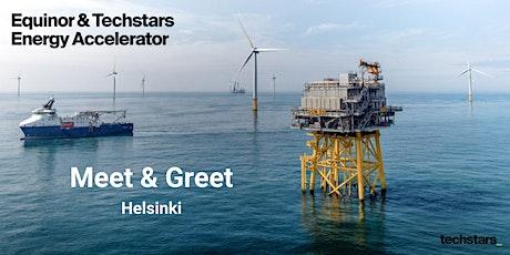 Equinor & Techstars Energy Accelerator Meet and Greet : Helsinki tickets