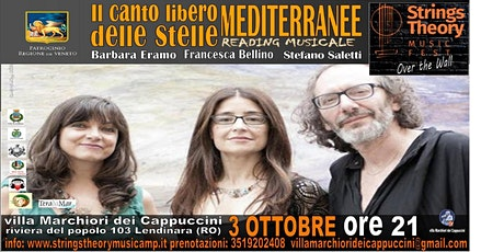 STRINGS THEORY MUSIC FEST - Il Canto delle Stelle Mediterranee biglietti