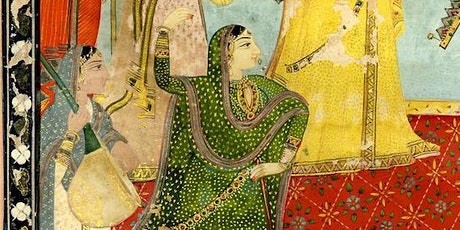 Of Warrior Queens & Moon-Faced Singers: Gender & the Lahore Durbar tickets