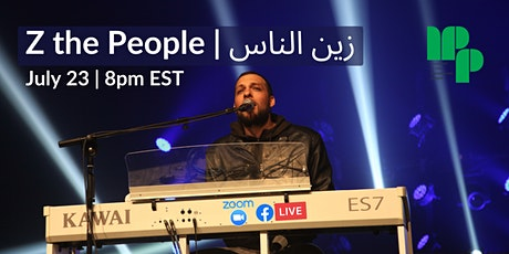 Z the People | زين الناس (LIVE Concert) tickets