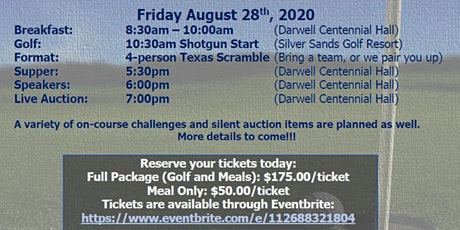 1st Annual Lac Ste. Anne - Parkland Grassroots and Divots Golf Classic tickets