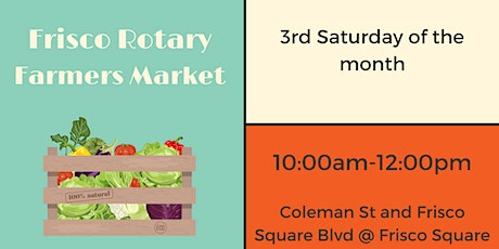 MOH Farmers Market tickets
