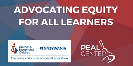 2020 PA CEC Virtual Conference: Advocating Equity for All Learners tickets