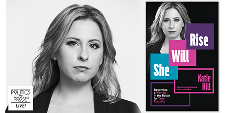 P&P Live! Katie Hill | SHE WILL RISE with Shawna Thomas tickets