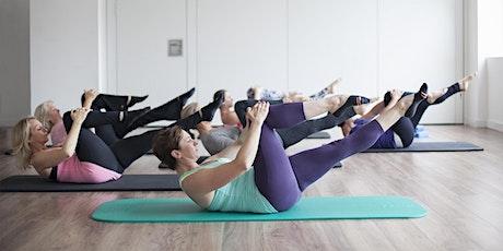 Pilates Mat (Online Exercise Class) tickets