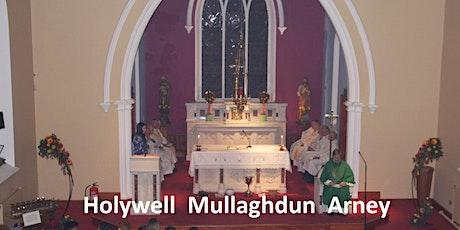 St Josephs, Mullaghdun Mass tickets