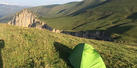Wildcamping workshop for beginners tickets