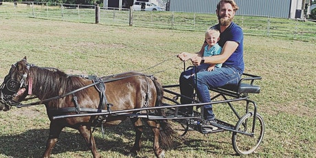 Pony Rides, Cart Rides, and Crafts! tickets