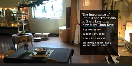 The Importance of Rituals and Traditions in Early Learning tickets