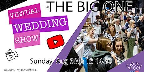The Big Virtual Wedding Show tickets
