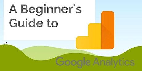 Google Analytics for Beginners: Tips & Tricks [Live Webinar] Salt Lake City tickets