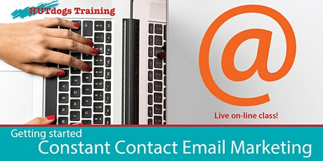 Getting Started with Constant Contact Email Marketing - On-line Class tickets
