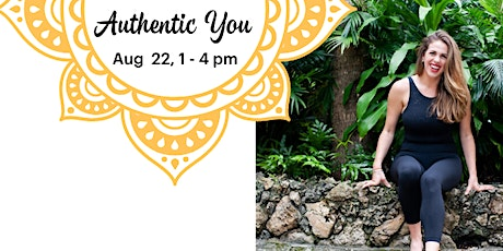 Authentic You tickets