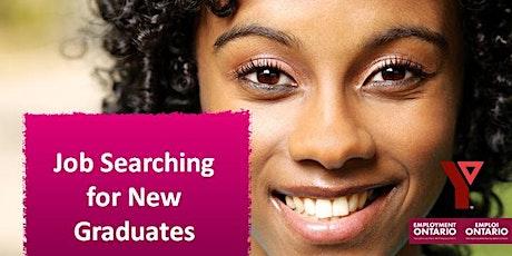 Webinar -  Job Search for New Graduates tickets