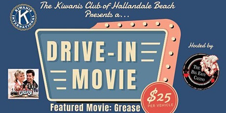 Kiwanis Club of Hallandale Beach Drive-In Movie Night tickets