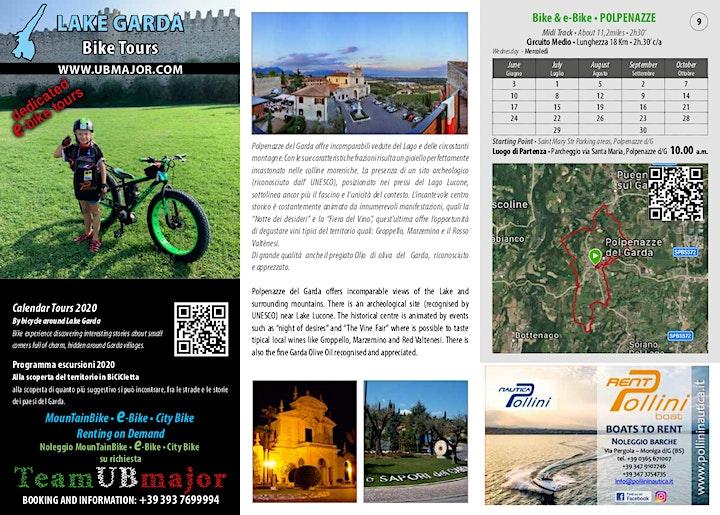 Immagine Alla scoperta in BiCiCletta Bike & e-Bike • Polpenazze