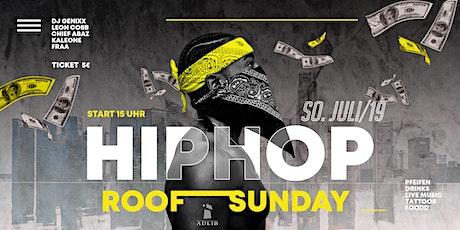 Hip Hop Roof Sunday Tickets