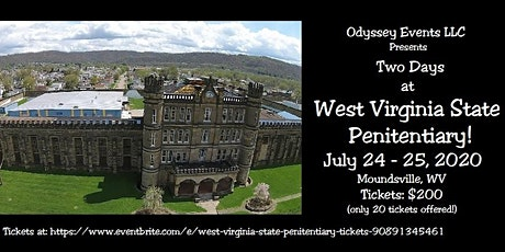 West Virginia State Penitentiary! tickets