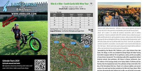 Bike & e-Bike • South Garda hills Wine Tour tickets