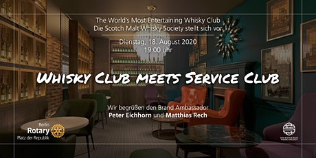 The World's Most Entertaining Whisky Club - Die Scotch Malt Whisky Society tickets