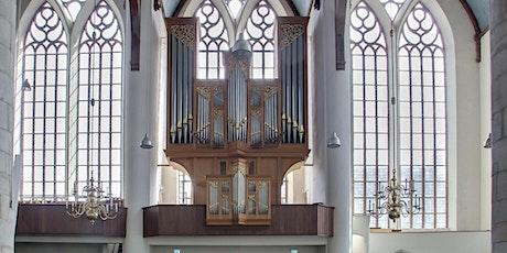 Pauzeconcerten in de Kloosterkerk te Den Haag tickets