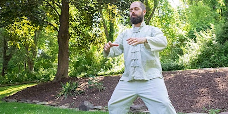 Virtual Qi Gong class to boost Immunity, ease stress and anxiety tickets
