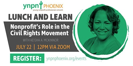 What is the Nonprofit's Role in the Civil Rights Movement? tickets